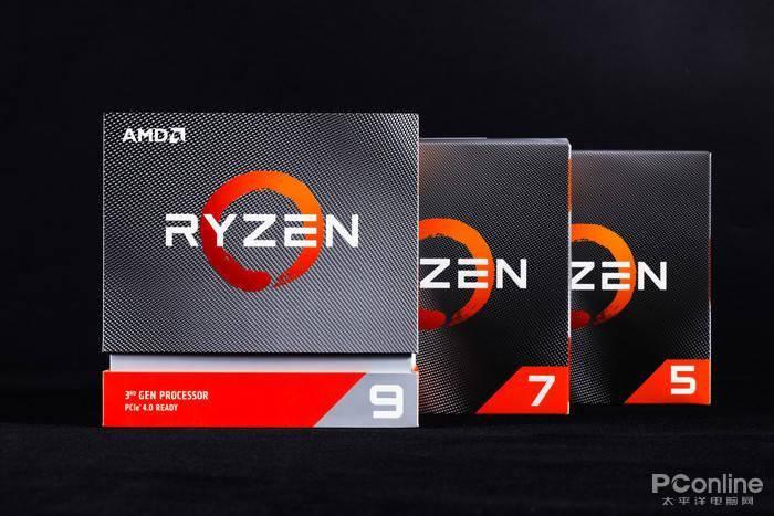 我再也不敢说AMD单核弱啦!新3000XT处理器首测