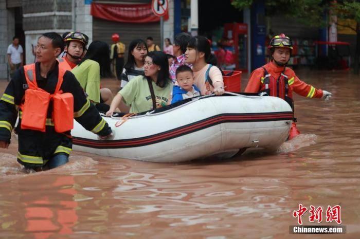 两部门:可根据灾情先行预拨部分救灾资金 后期清算