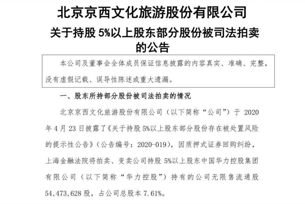"""青岛西海岸3.82亿竞拍北京文化,这个""""捡漏""""值吗?"""