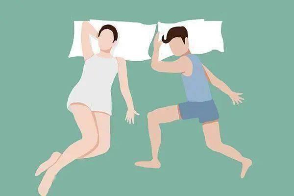 夏季睡觉时保持两腿一分,会有什么好处?经常做的人早已尝到甜头