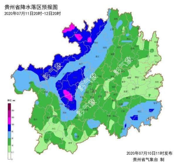 贵州66个县市区拉响地灾警报!它又来了!