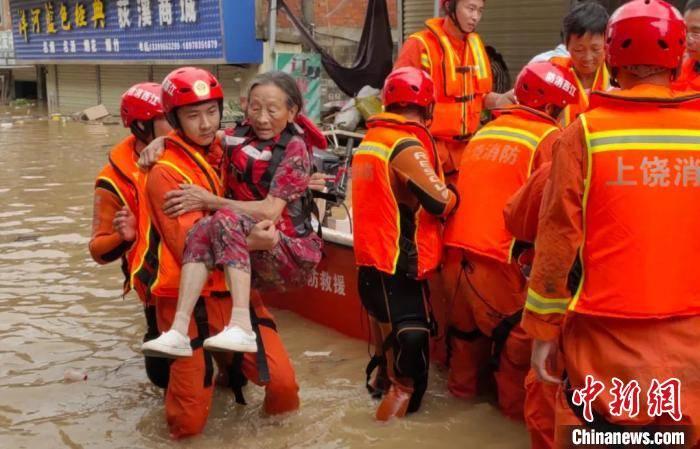 受灾|洪涝致江西473.2万人受灾 中国最大淡水湖将发生流域性大洪水