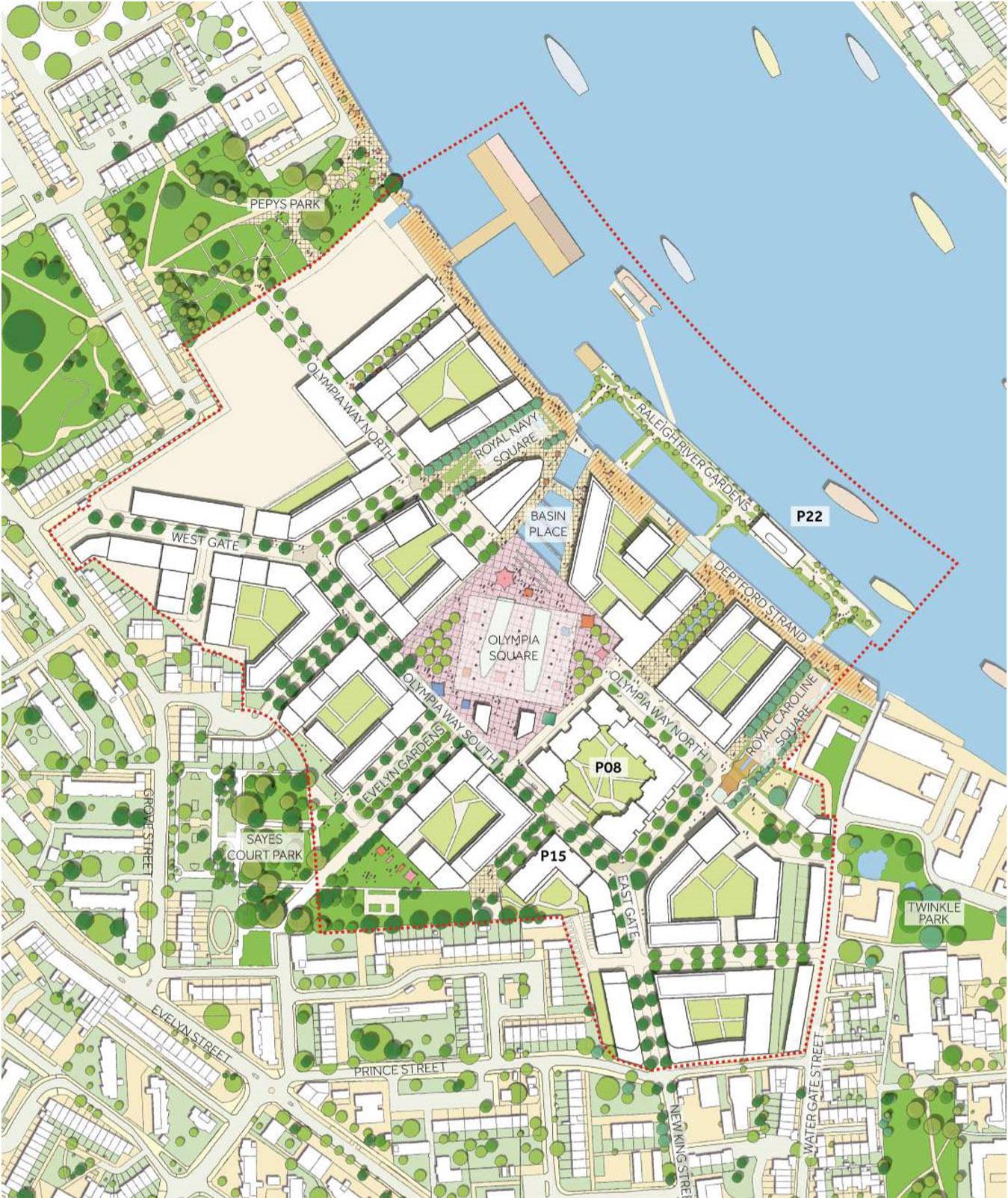 李嘉诚要在英国建一座城:泰晤士河畔16万平米项目获批动工_英国新闻_英国中文网