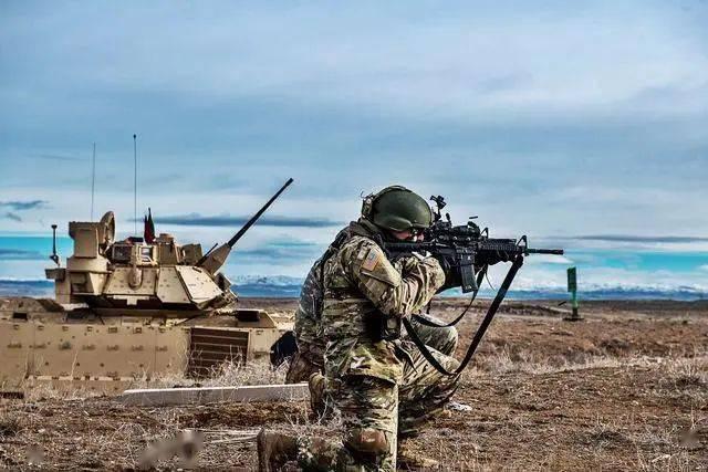 首发|美国军事装备加速现代化进程