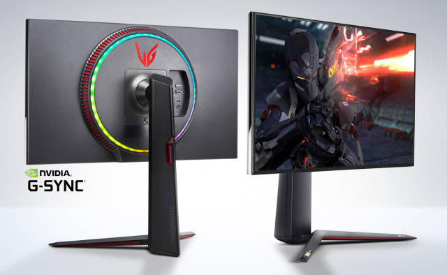 LG发布全新游戏显示器:4K高分辨率+144Hz刷新率