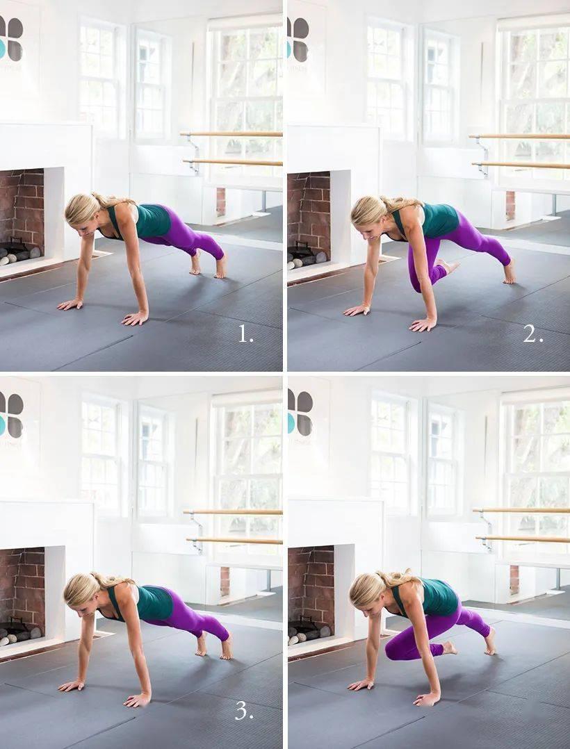 30分钟练完全身的瑜伽序列,太痛快了!在家就能练_向前走