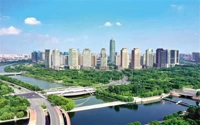 郑州2020经济总量_郑州经济开发区
