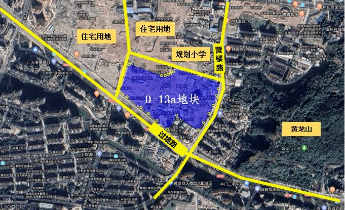 温州鹿城区双屿规划图