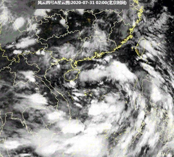 琼州海峡全线停航!热带低压即将生成,明日或登陆海南