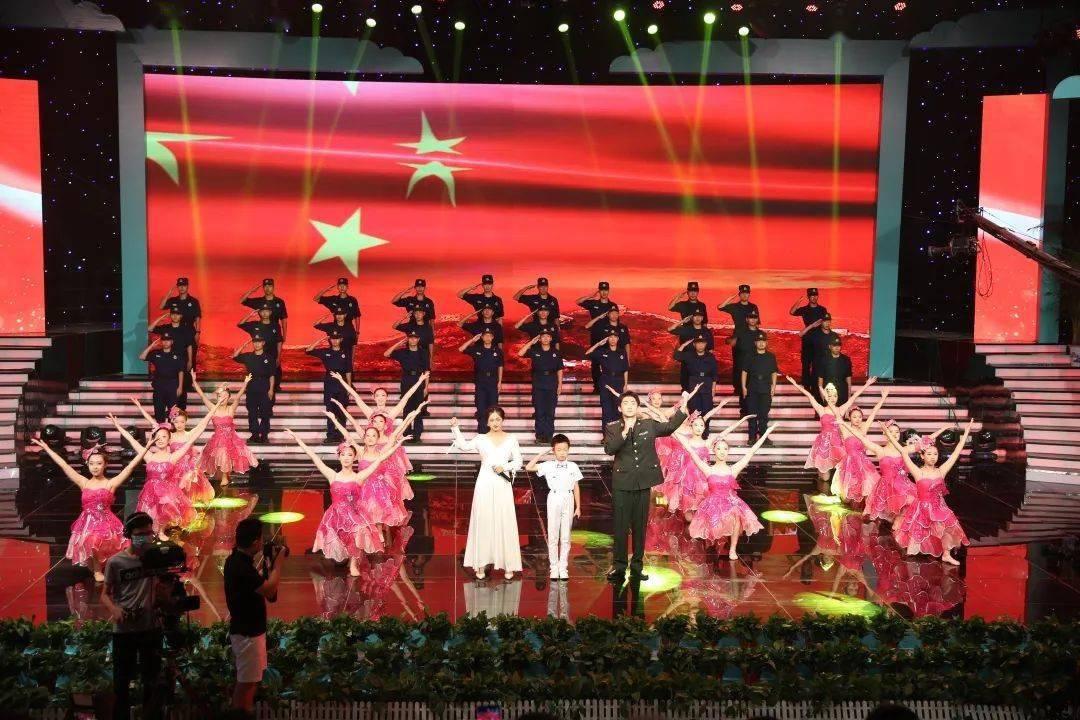 """河南省濮阳市举行2020年庆""""八一""""暨最美退役军人颁奖典礼"""