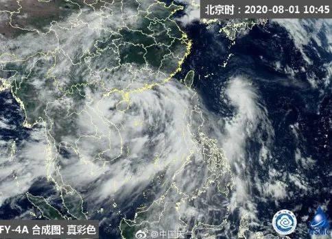 7月空台,8月风来|今年第3号台风