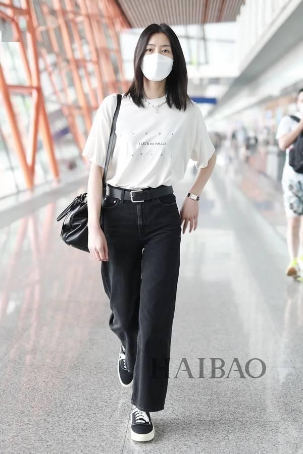 上周华语女星街拍精选          ,姚晨新发色超种草!