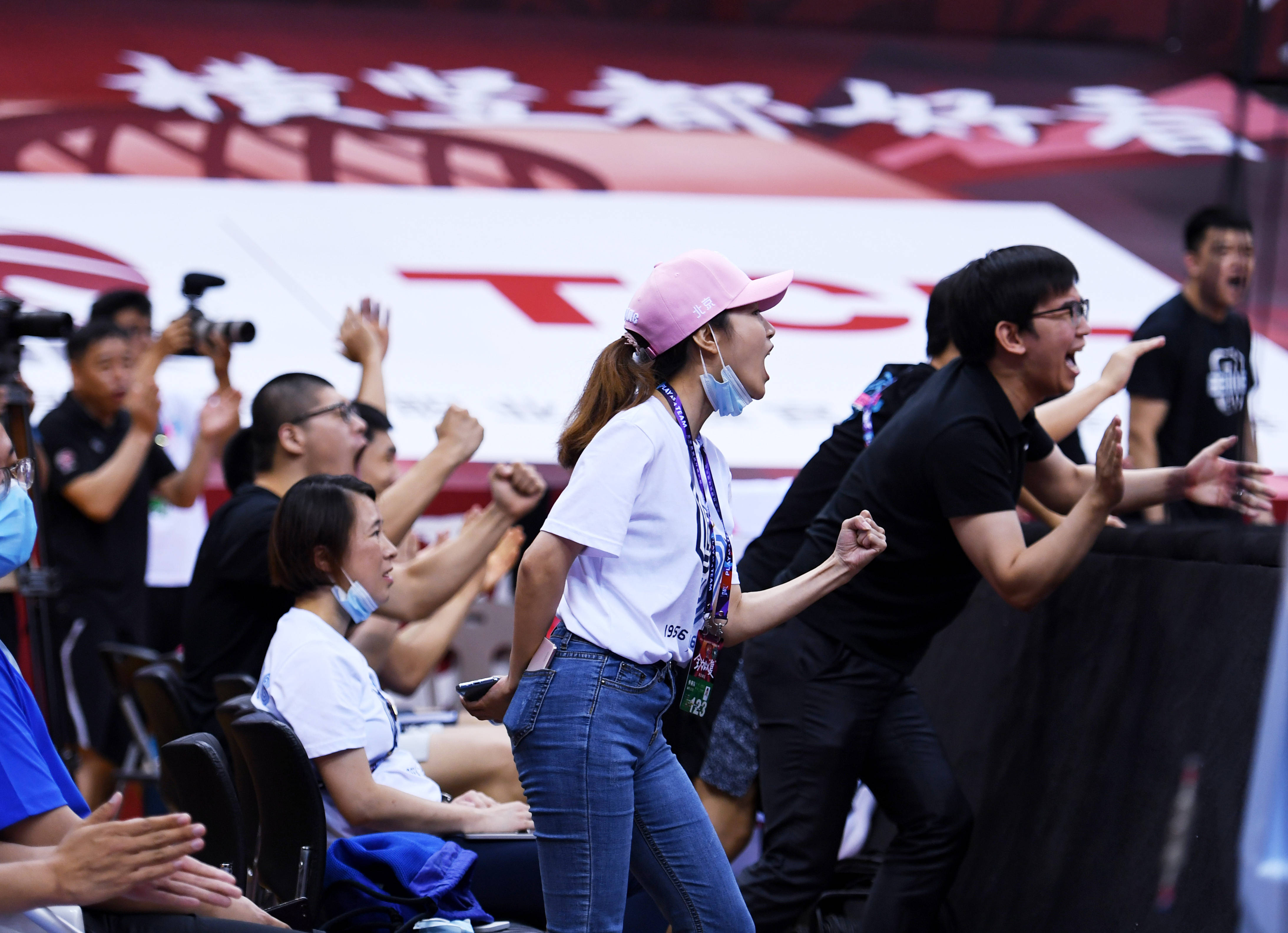 篮球——CBA半决赛:北京首钢不敌广东东莞银行