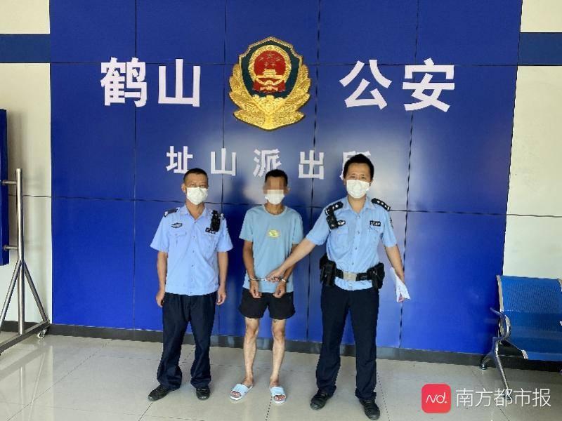 两老板拖欠工人17万工资被抓!鹤山警方抓获5名在逃人员