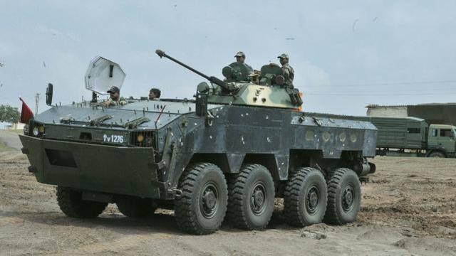 标杆PLA?印度军队想购买装甲车供高原使用 一辆印度战车将与悍马展开竞争