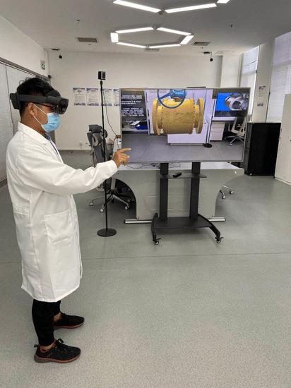 中油瑞飞携手微软HoloLens 赋能油气行业