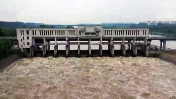 全线临时禁航!京杭大运河山东枣庄段启动防汛一级响应
