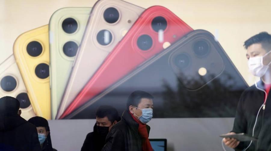 苹果下架微信?机构:手机出货量或跌25%以上