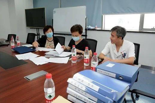 【新闻报】市卫健委住培质控组来院进行督导检查工作