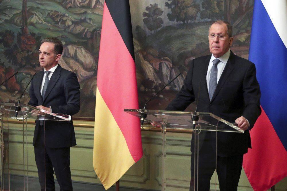 在莫斯科,德国外长对美国放狠话:任何国家都无权以威胁来支配欧洲能源政策!_德国新闻_德国中文网