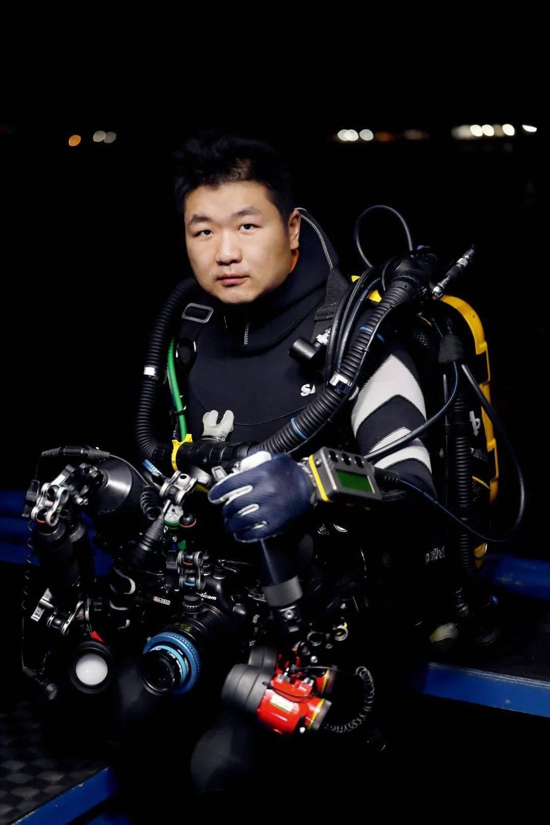 海底摄影装备
