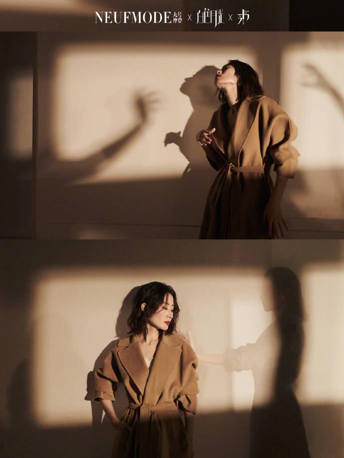 宋佳x刘敏涛两大女王在暗影交错中展现惑人气质