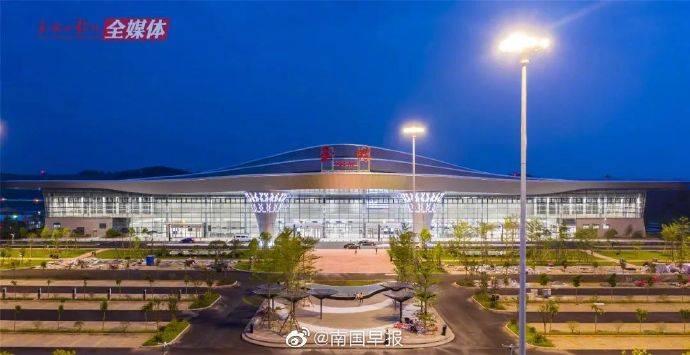玉林福绵机场通航在即!9月1日从玉林飞杭州、昆明的机票可以预定了!