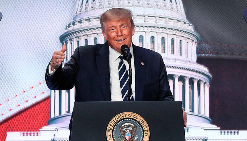 特朗普正式获共和党总统候选人提名,承诺创造1000万个新岗位