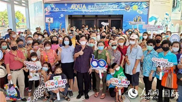 <b>泰国国内旅游正在逐渐觉醒。</b>