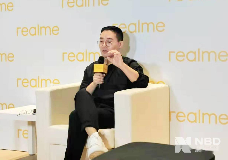 首次发布击穿千元关口5G手机   realme副总裁徐起:希望做5G先锋普及者