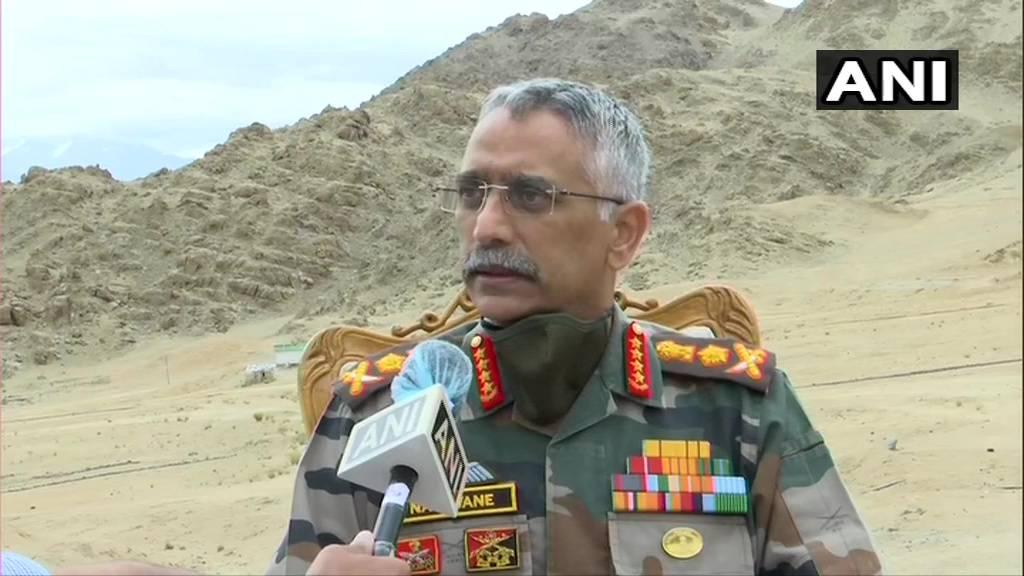 印度陆军总顾问:对通过对话解决中印领
