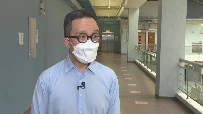 香港各界向内地核酸检测支援队表示慰问