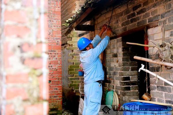 广西钦州:消除用电隐患为脱贫电力护航