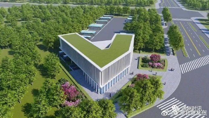 【副中心这个公交首末站提前开建! 北京