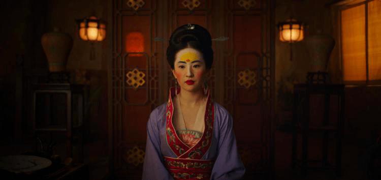 刘亦菲,凭什么做花木兰?