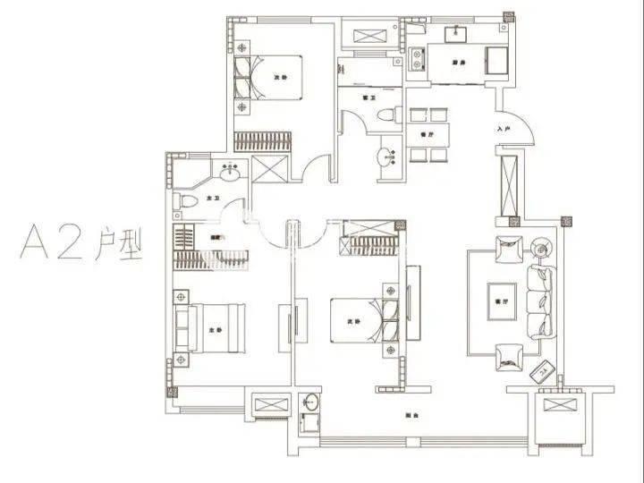 楼层盘设计图