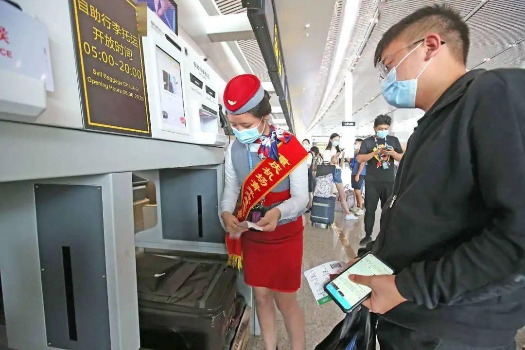 """重庆""""智慧机场2.0""""来了  NFC、RFID等技术展现 """"大力出奇迹"""""""