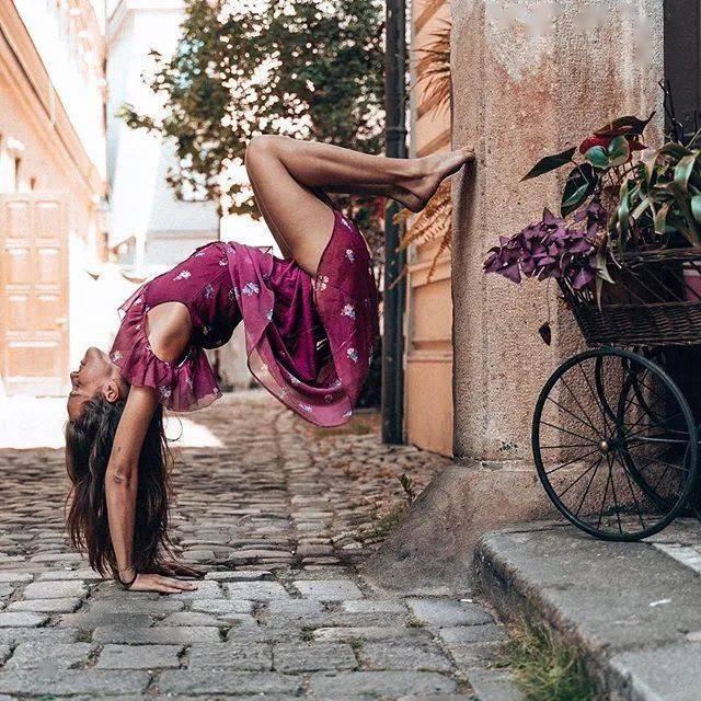练瑜伽,加强手臂力量很重要,但却忽略了更重要的一点!_核心