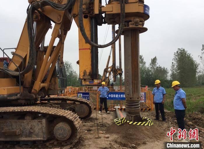 湖北新建荆门至荆州铁路系疫后重振重大项目之一