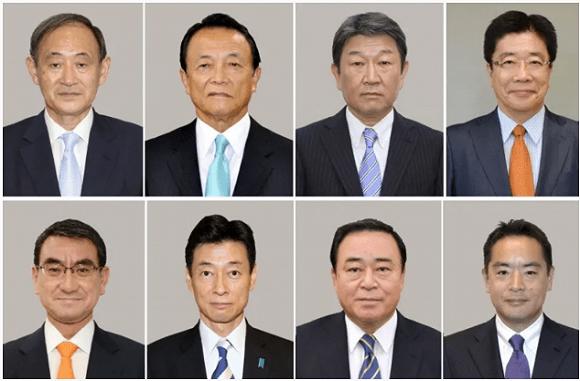日本新内阁名单公布,安倍胞弟出任防卫大臣