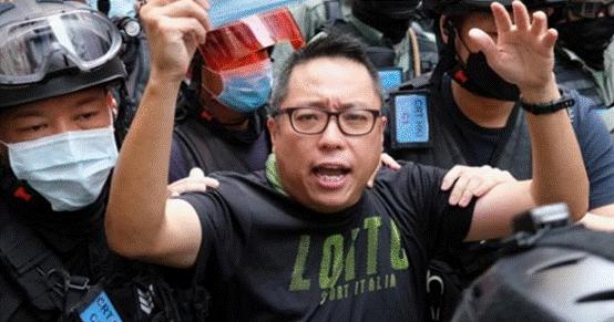 乱港分子谭得志涉嫌发表煽动文字被拘捕,向香港高院申请保释被拒