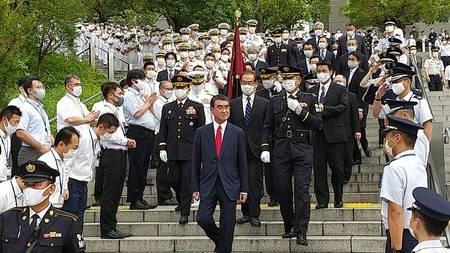 河野太郎要求自卫队提高队员待遇:买战