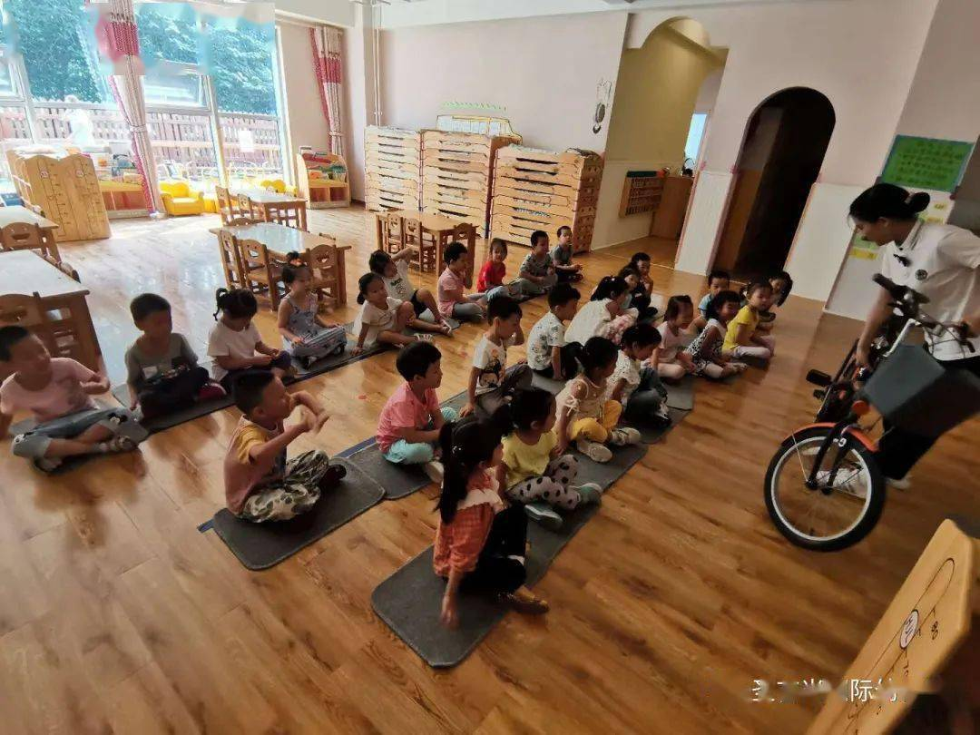 <strong>St.J圣吉米国际幼稚园&有趣的自行车</strong>
