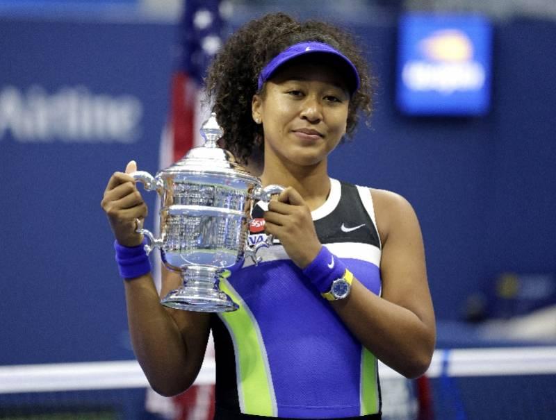 法网即将开打,新科美网冠军大阪直美宣布退赛