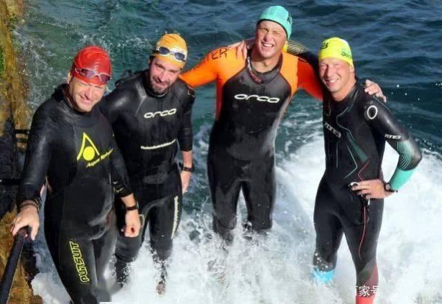 男子肺癌晚期剩6个月寿命,却靠游泳又活了8年,刚完成一项挑战