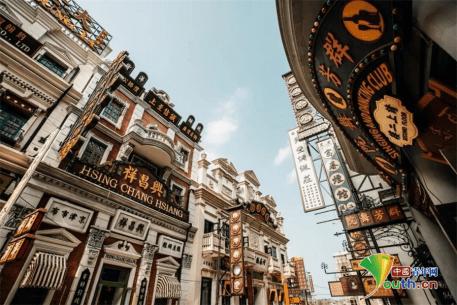 【中国梦·黄河情】漫步电影小镇 穿越百年奇遇老郑州