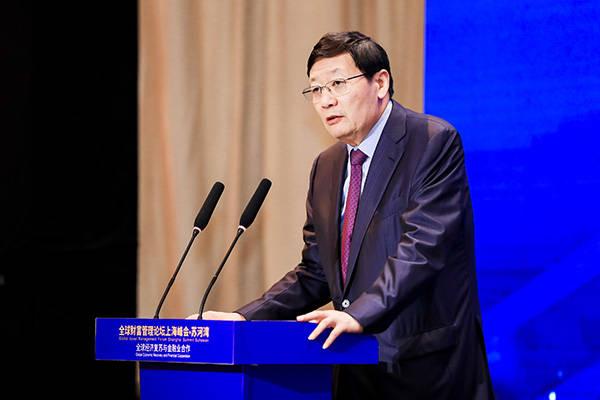 楼继伟:中国金融市场监管的一致性和透明度都需要提高