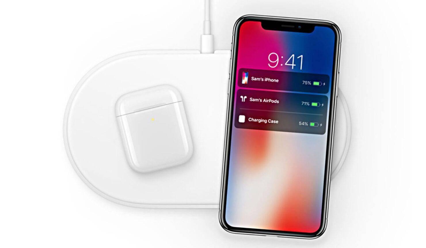 爆料:蘋果今年不會有任何版本的AirPower無線充電板發布