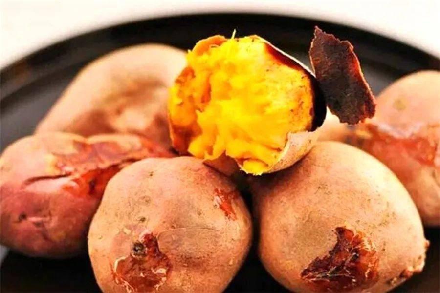 红薯有三大养生保健功效,秋冬吃更助补气养颜