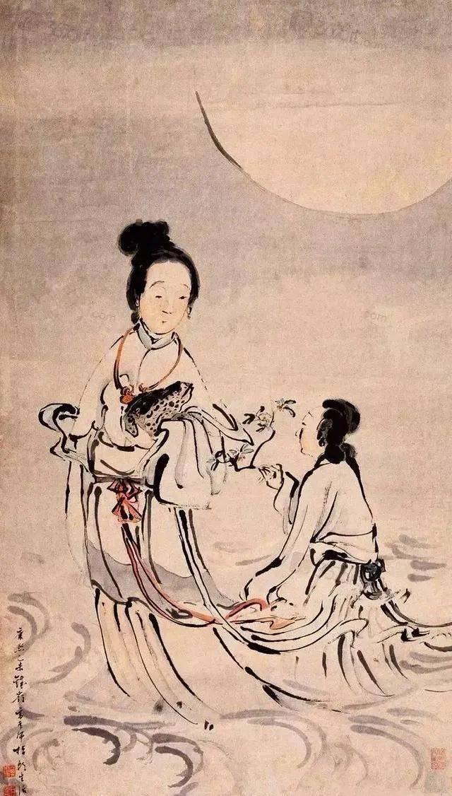 中秋节还有这样的神话故事?!